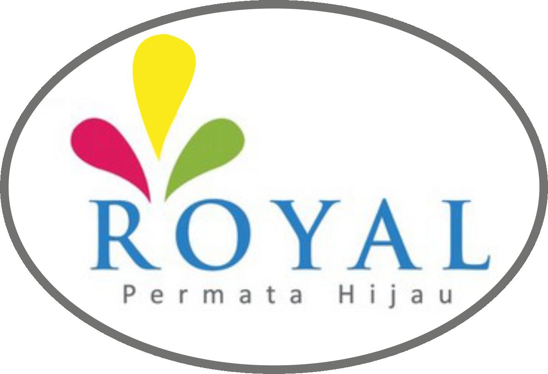 logo Royal permata hijau