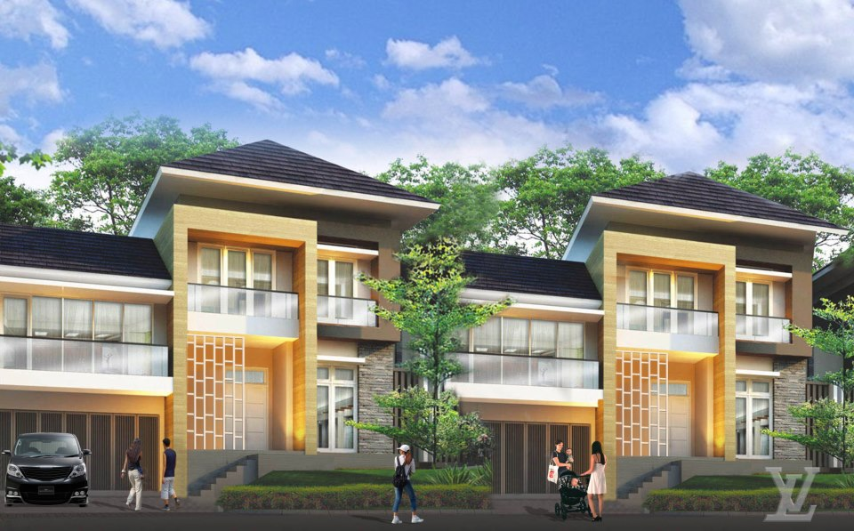 Luxurious Villa Pekanbaru1