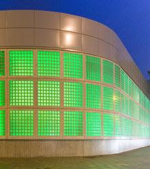 kaca hijau mitra kreasi utama pekanbaru
